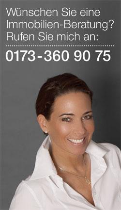 Wünschen Sie eine Immobilien-Beratung? Rufen Sie mich an: 0173 - 360 90 75
